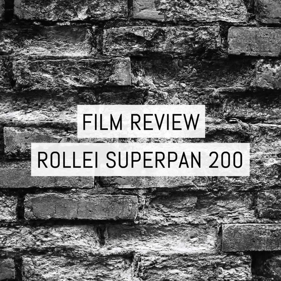 Cover - Film Review - Rollei Superpan 200