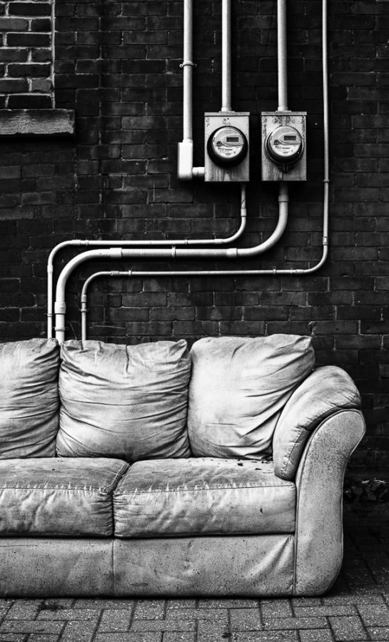 Electric Couch - Ilford HP5