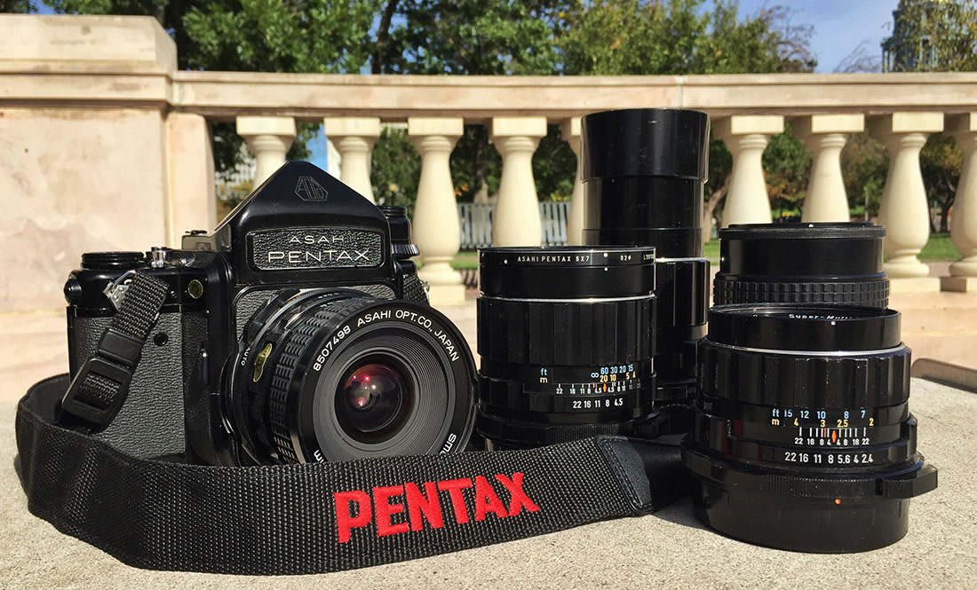 Camera Review: Pentax 6x7 - by Daniel J Schneider | EMULSIVE