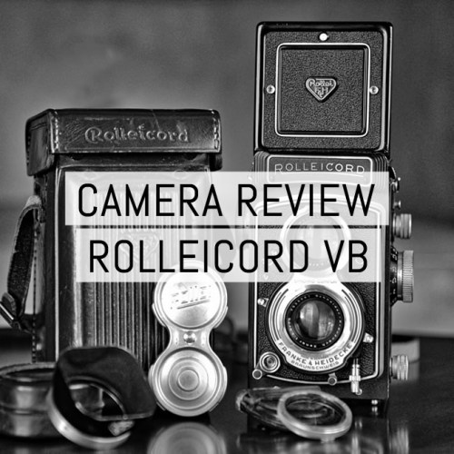 Cover - Review - Rolleicord Vb