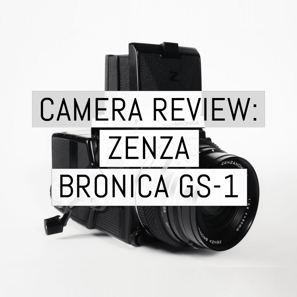 Cover - Review - Zenza Bronica GS-1