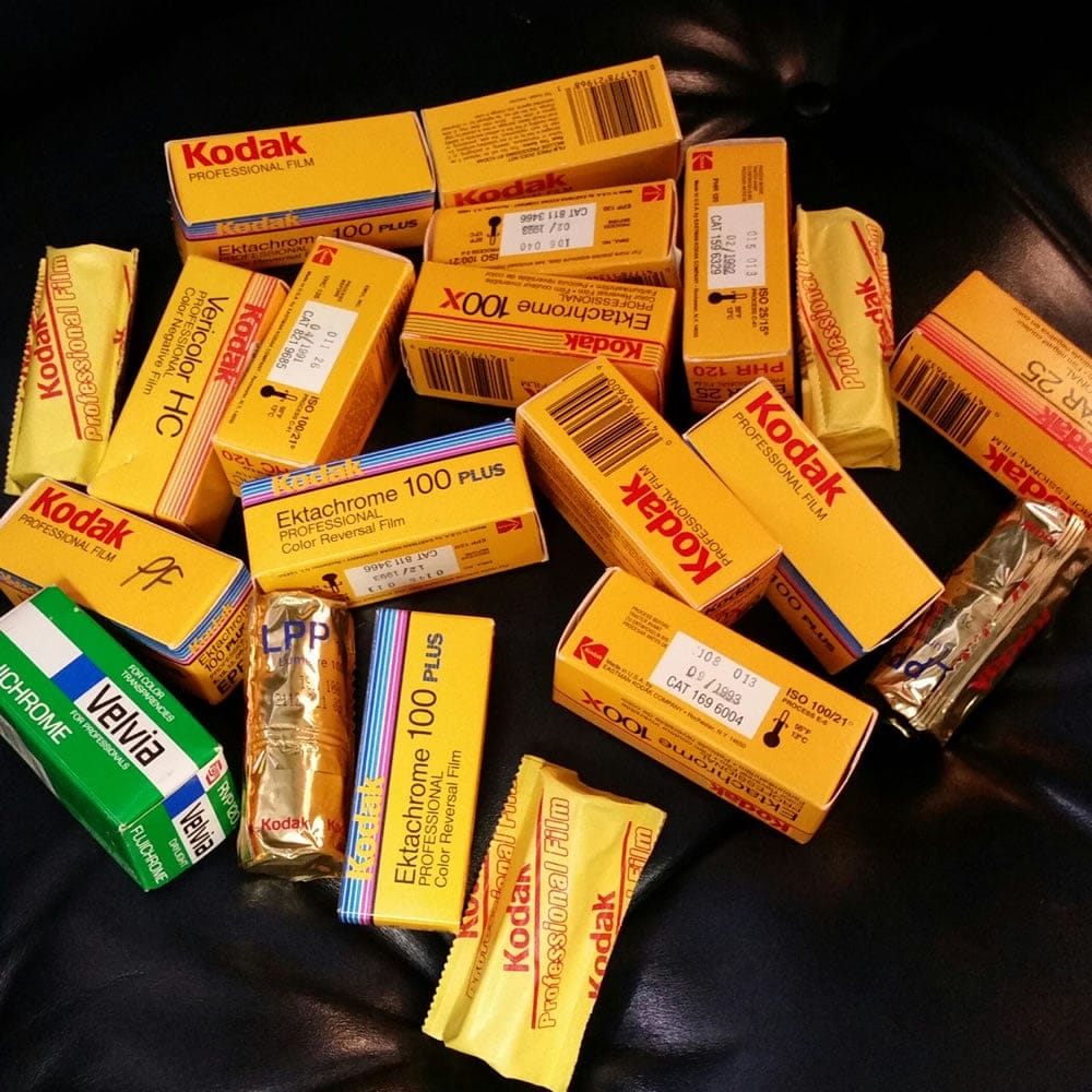 Print File Giveaway - So much film!
