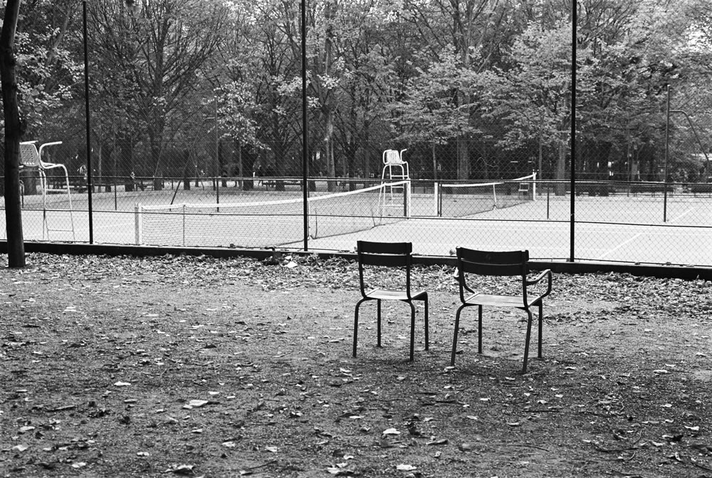 Two chairs, Luxembourg 2015