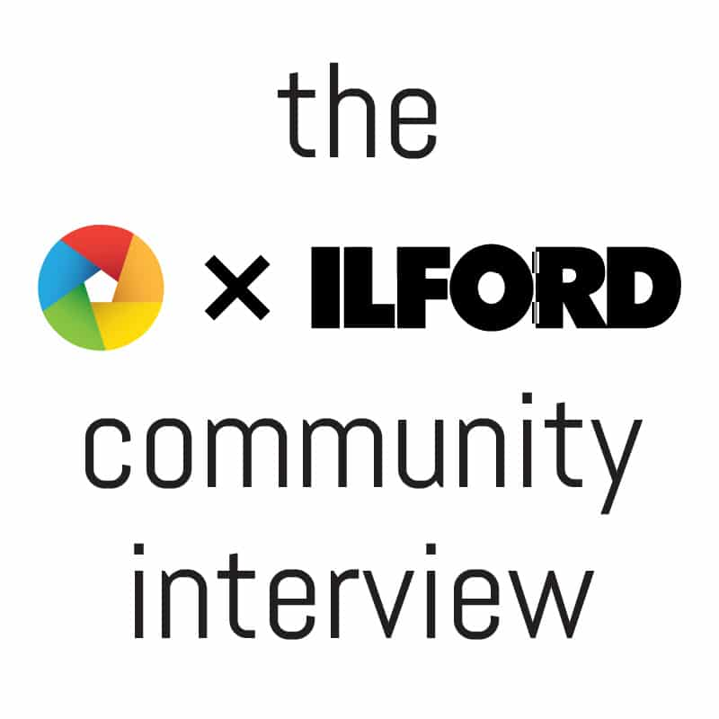EMULSIVE X ILFORD PHOTO COMMUNITY INTERVIEW: SUBMIT YOUR QUESTIONS!