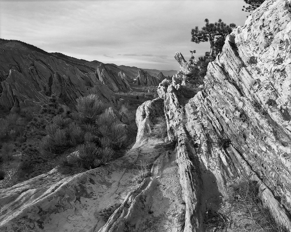 Roxborough State Park, CO - Mamiya RZ67, Ilford Delta 100