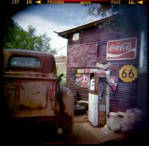Route 66 - Hackberry Springs