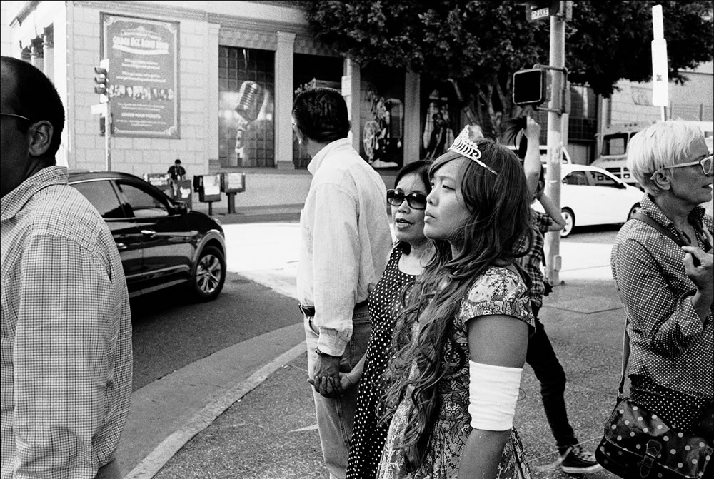 Asian princess - From my Los Angeles Zine