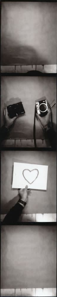 Leipzig - Photobooth - Analog love - Photo paper