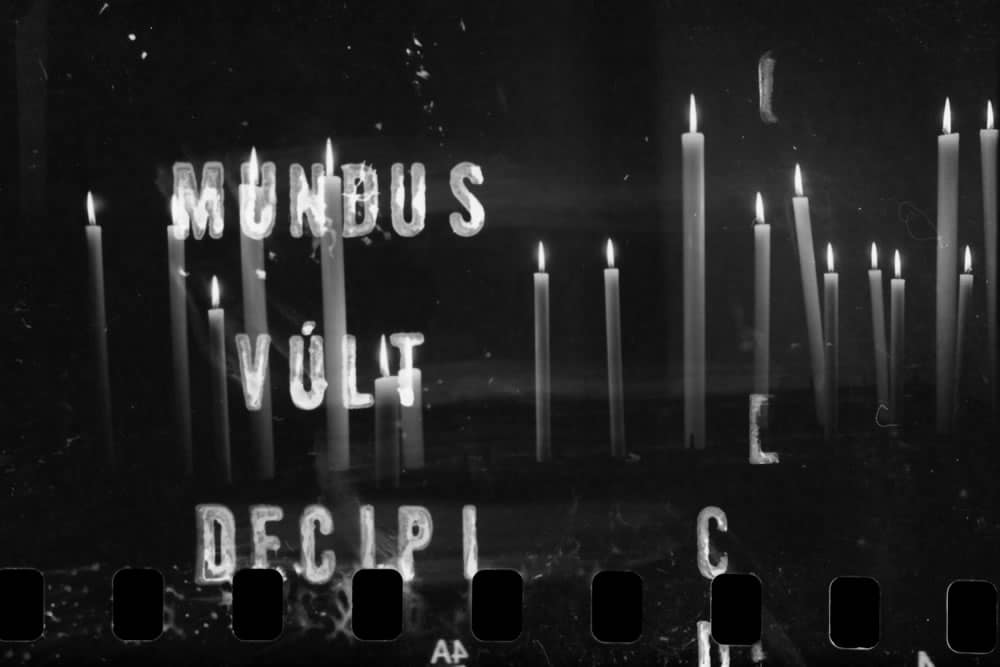 Mundus - Unknown on ILFORD FP4+