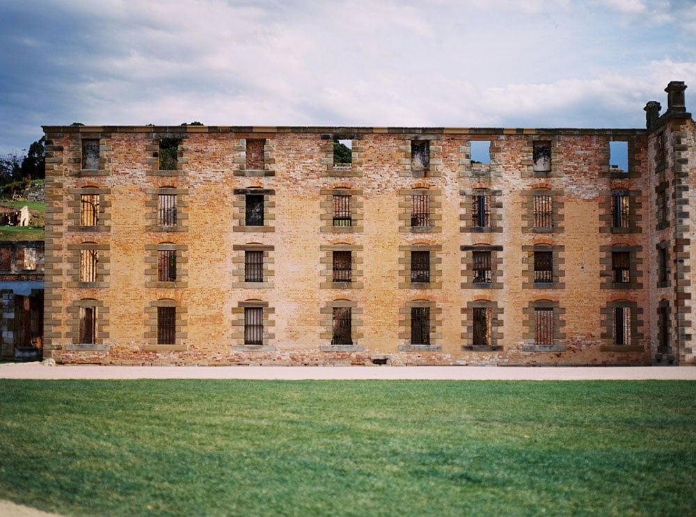 Tasmania Travelogue - Port Arthur historic prison.