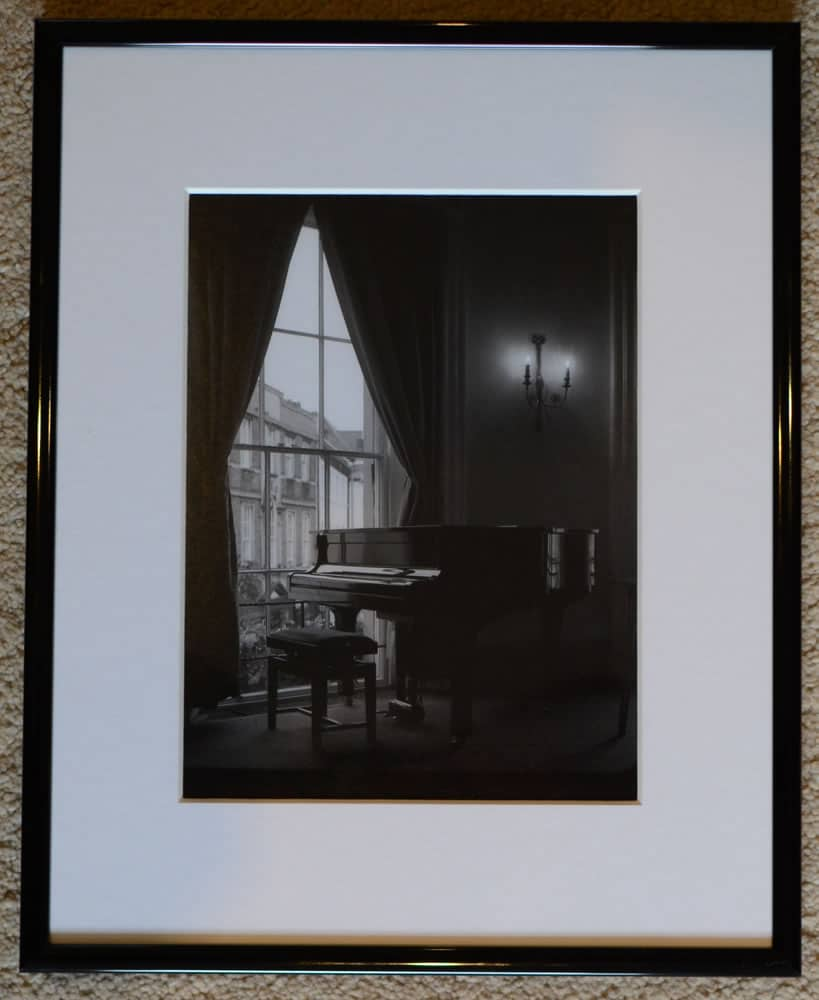 Olympus 35 SP - FP4 Party 2016 print from ILFORD Photo
