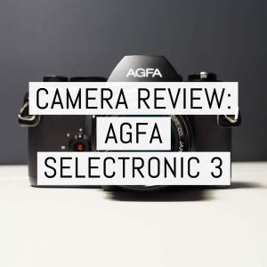 Cover - Review - Agfa Selectronic 3