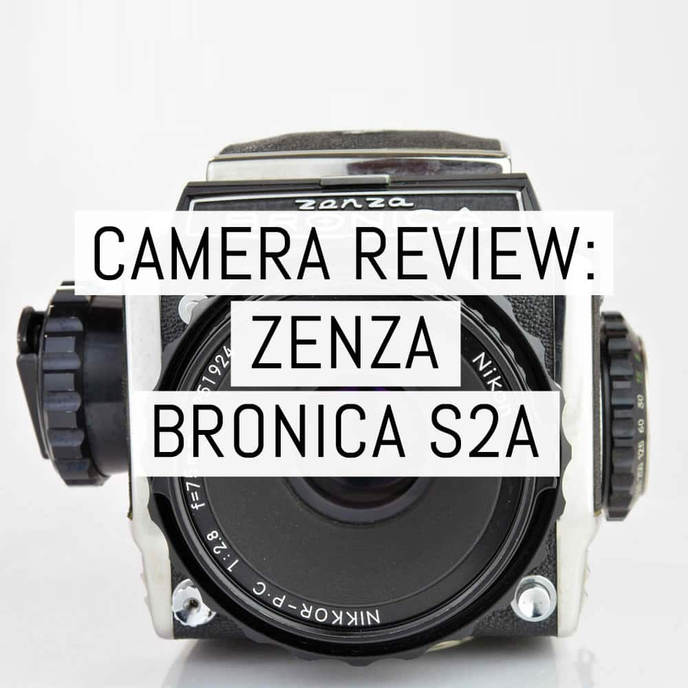Cover - Review - Zenza Bronica S2A