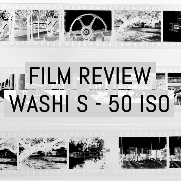 Washi S 50 ISO Film Review Cover