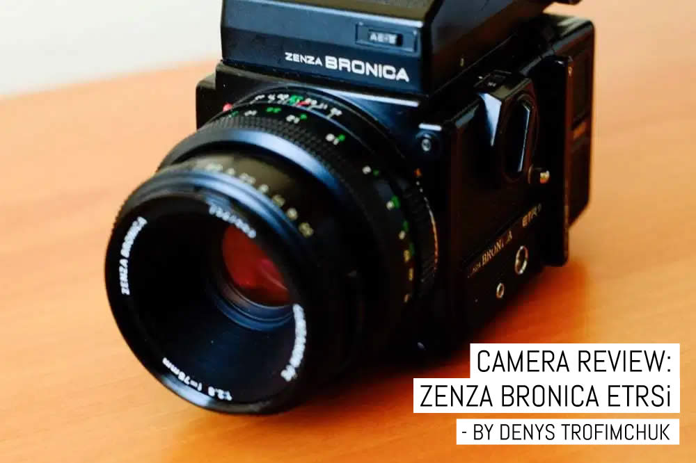 Bronica ETRSI Review