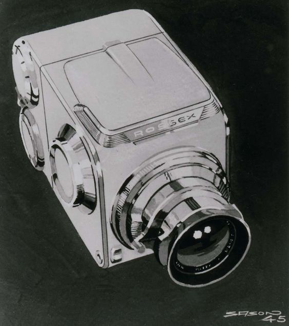 Hasselblad ROSSEX - Credit: Hasselblad Foundation