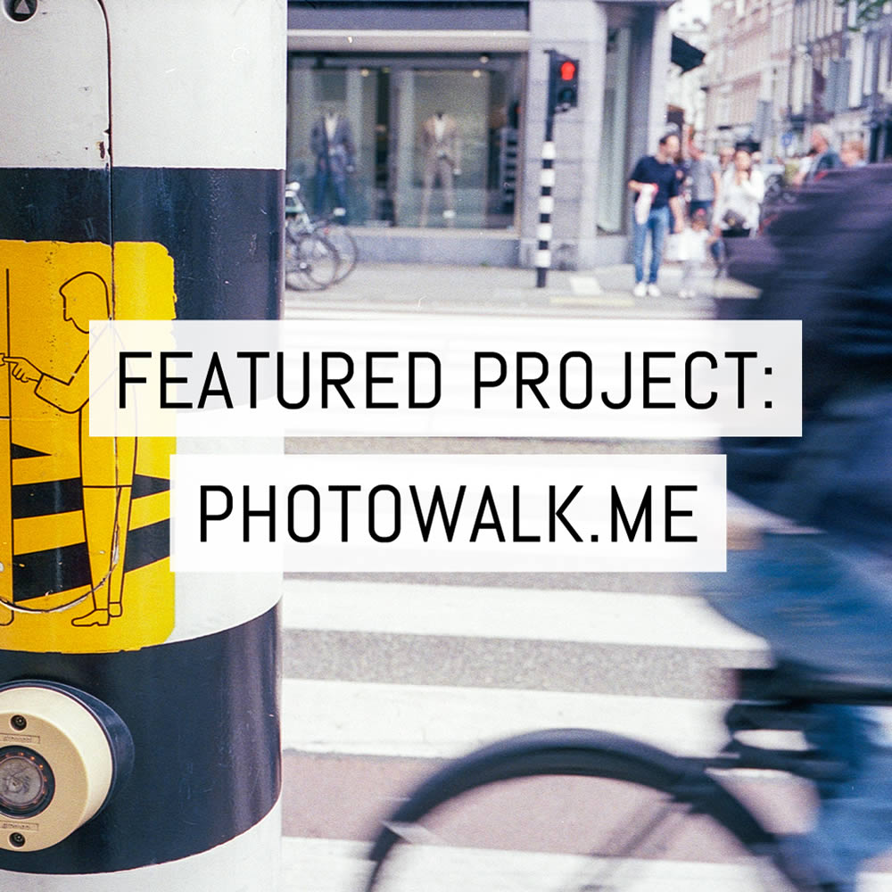 Featured Project - PhotoWalk.me