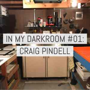 Cover - In My Darkroom 01 - Craig Pindell