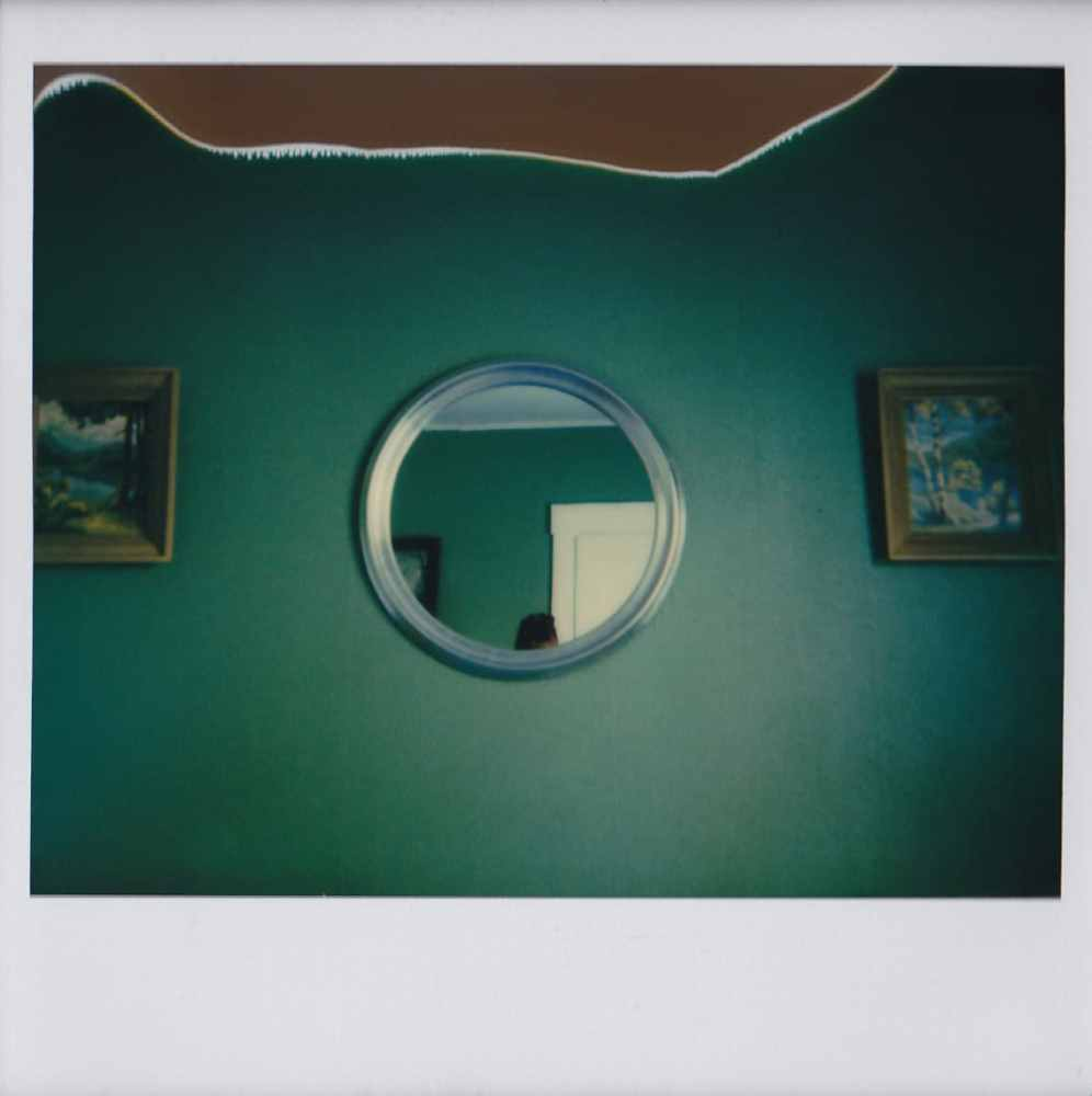 LT Mirror - Polaroid Spectra, Impossible Project Spectra film