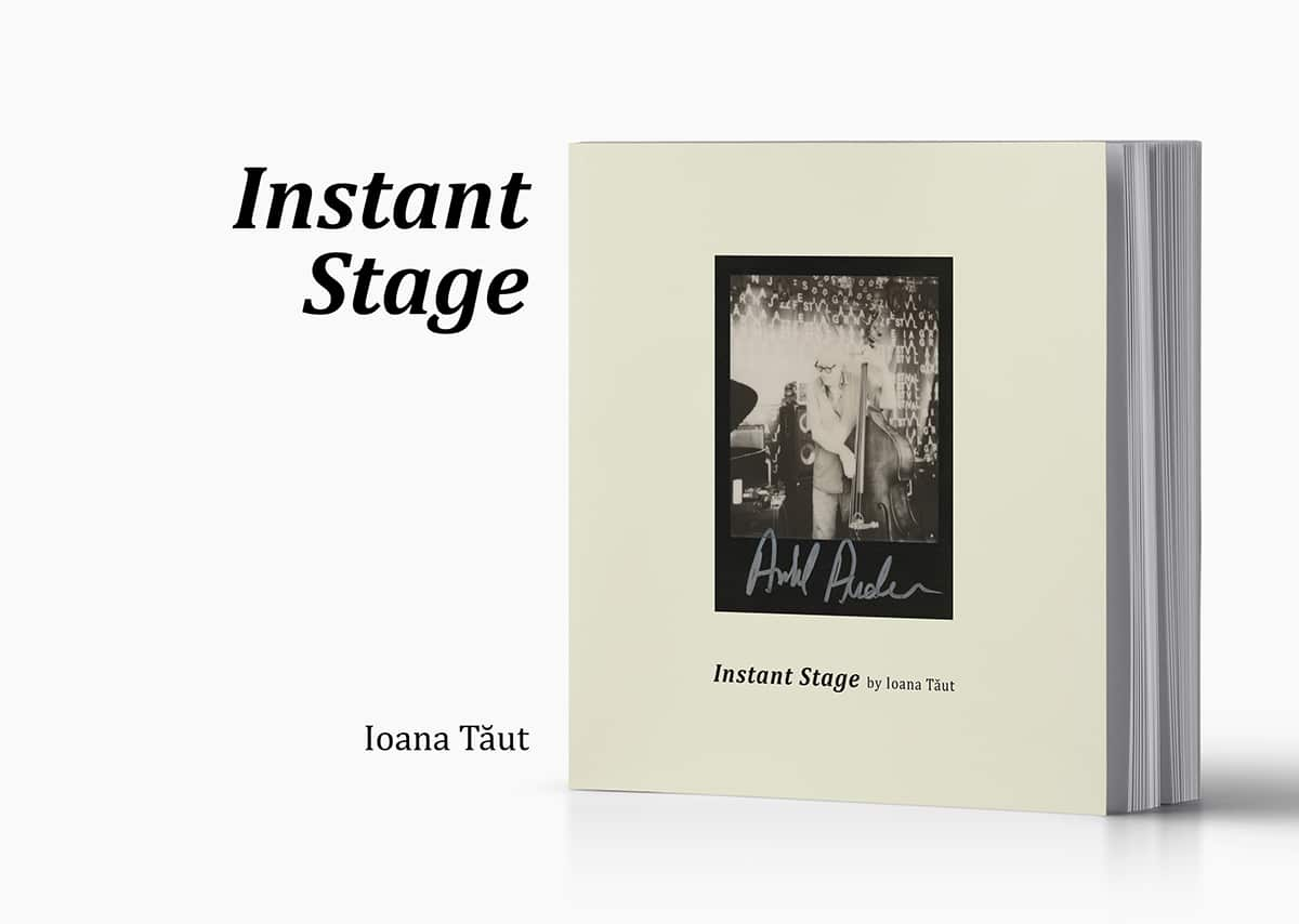 Instant Stage by Ioana Tăut - Front Cover