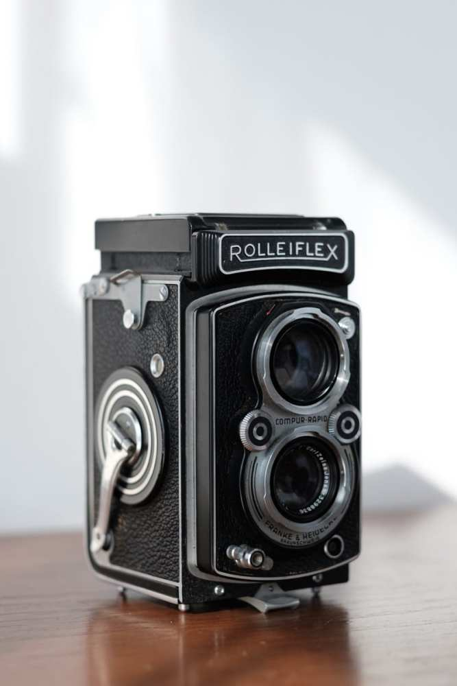 Rolleiflex Automat K4/50 made sometime between 1949 and 1951