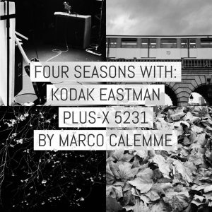 Cover - Four seasons on Kodak EASTMAN Plus-X 5231