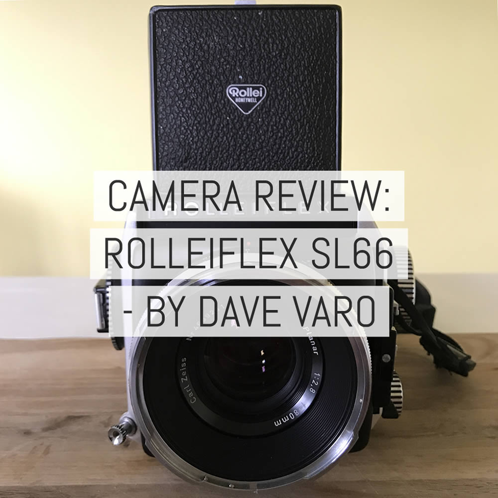 Camera review: the Rolleiflex SL66 - by Dave Varo | EMULSIVE