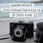 Cover - Camera Review - ZEISS IKON NETTAR II 518-16