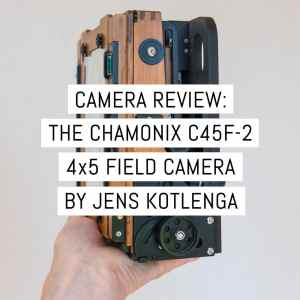 Cover - Camera Review - Chamonix C45F-2
