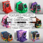 Cover - Featured project - The CAMERADACTYL 4X5 field camera -toying around with large format photography - by Ethan Moses