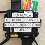 Film review - Kodak ColorPlus 200 and Fuji Fujicolor C200 Compared