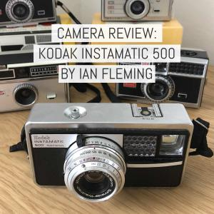 Cover - Review - Kodak Instamatic 500
