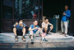 Lunch - Shot on Kodak ColorPlus 200 at EI 200. Color negative film in 35mm format.