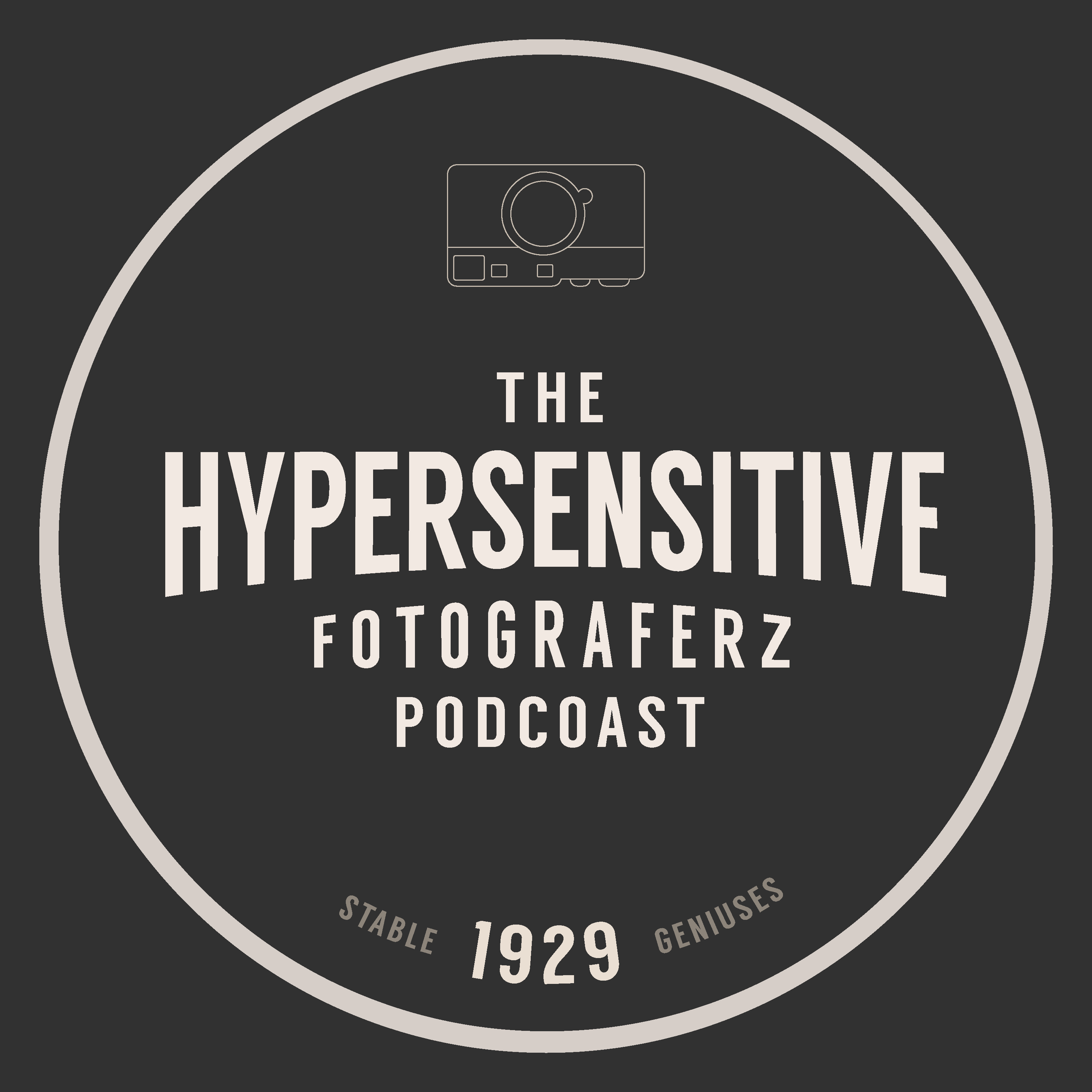 Cover: The Hypersensitive Podcast Episode 04: There's cake in the fridge