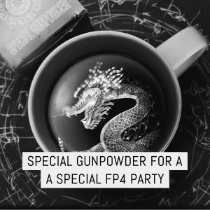 Cover - Special Gunpowder for a Special FP4 Party