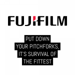 Cover - Fujifilm: put down your pitchforks, it's survival of the fittest