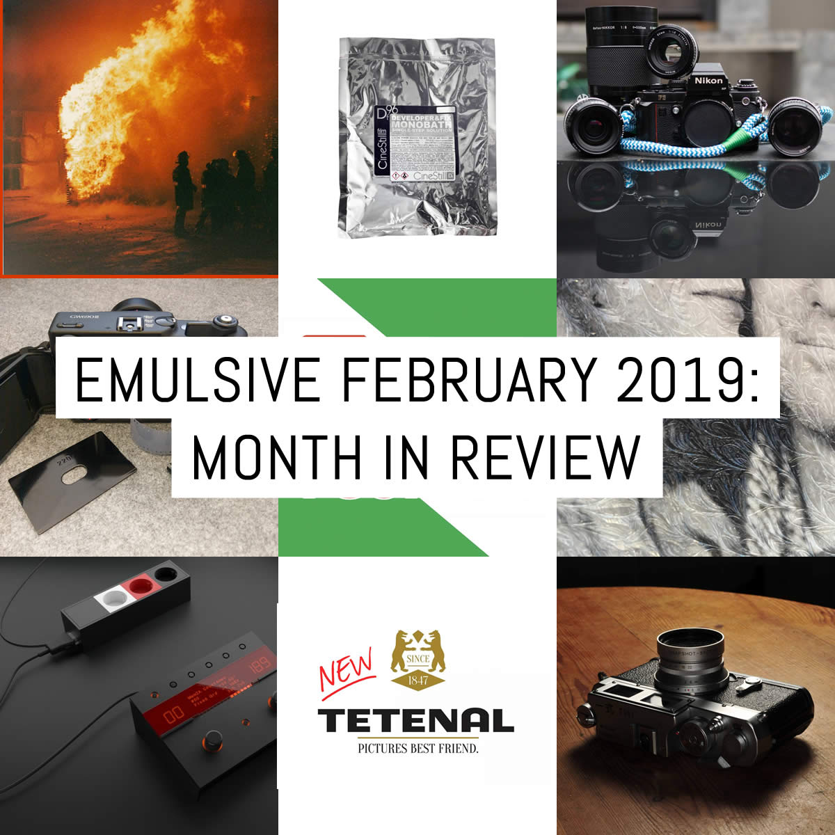 EMULSIVE February 2019: month in review | EMULSIVE
