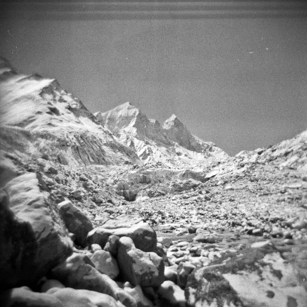 Holgas in the Himalayas - by Andrew Tonn
