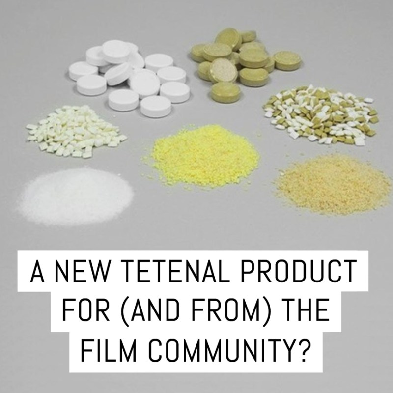 Cover - A new TETENAL product for (and from) the film community