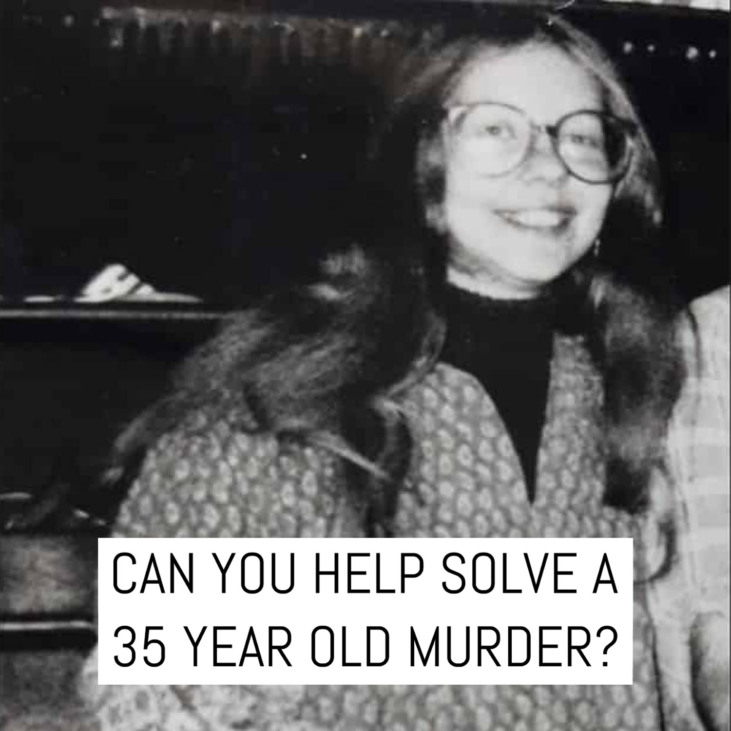 Cover - Can you help solve a 35 year old murder