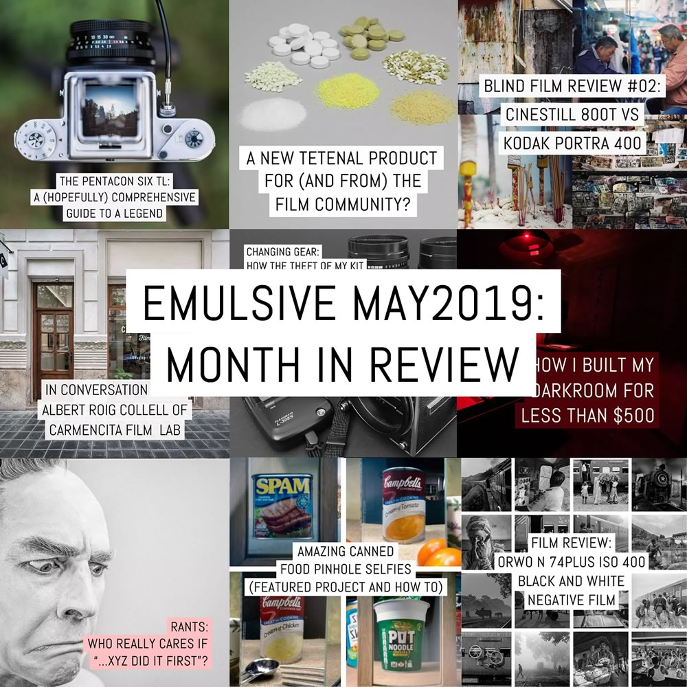 Cover: Month in review - 2019 May