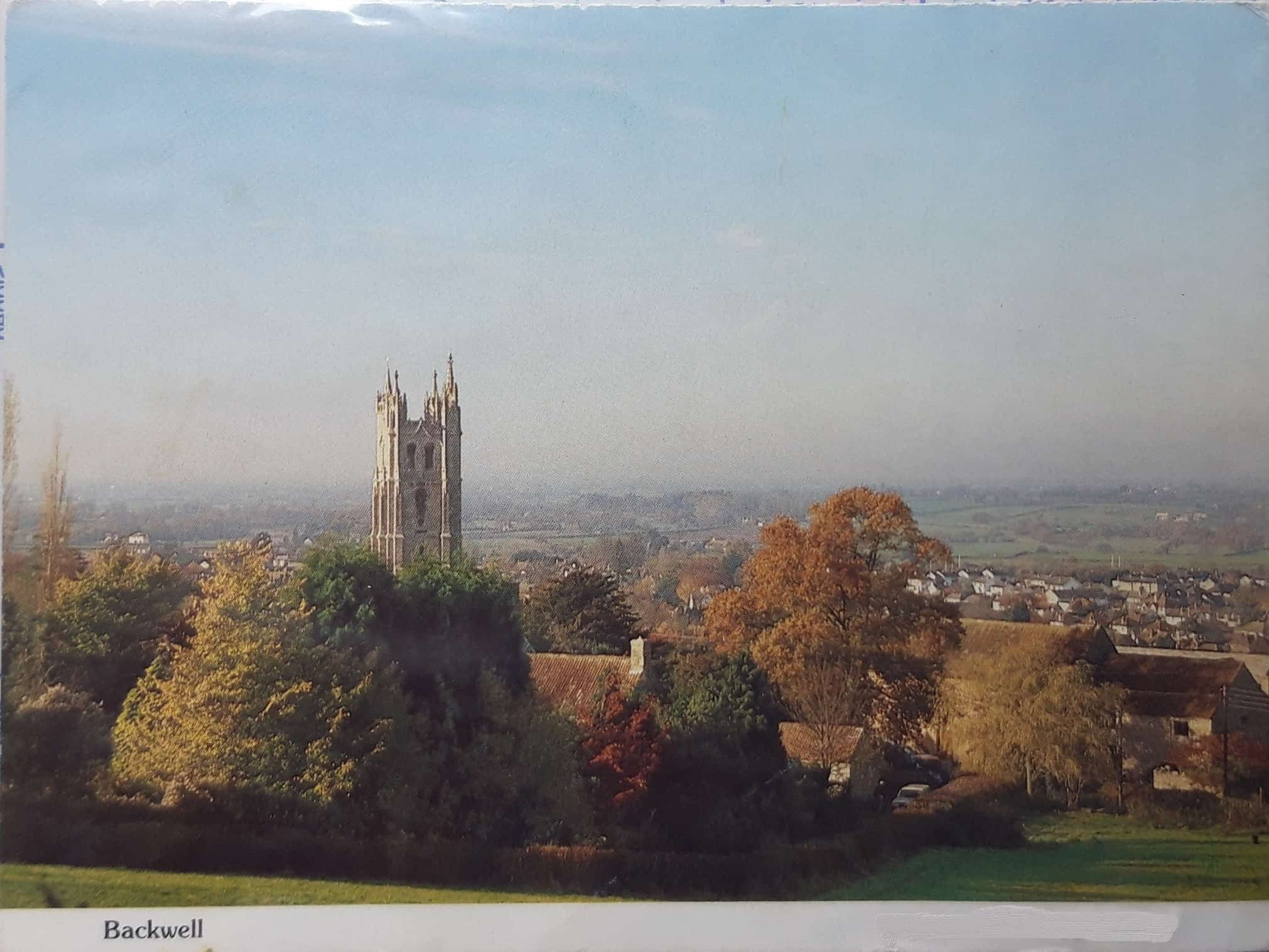 Postcard: Backwell (Source: Avon and Somerset Police)
