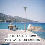 Cover: In defence of 35mm point and shoot cameras - by Lydia Heise
