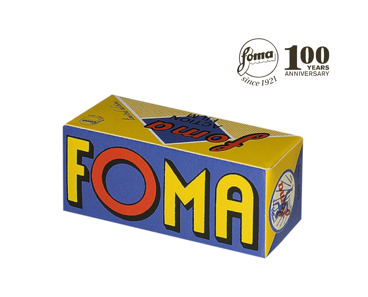 FOMAPAN 400 Action Retro Limited Edition