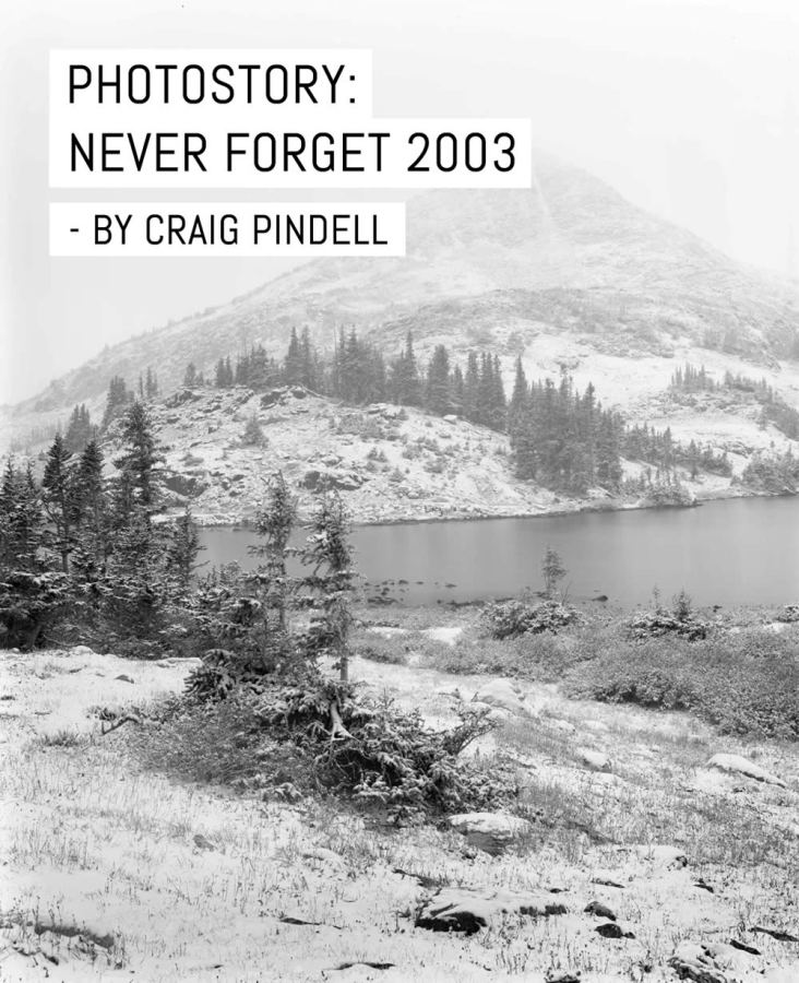 Photostory- Never Forget 2003 - by Craig Pindell
