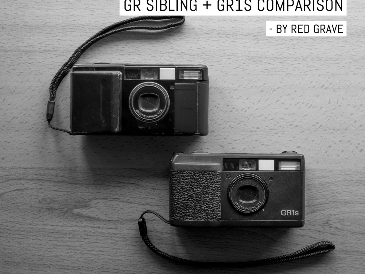 """Ricoh GR10: the """"piggy in the middle"""" GR sibling + GR1s comparison"""