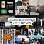 Month in review - 2019 October