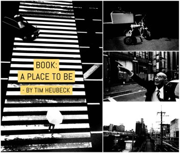 Book: A place to be - by Tim Heubeck