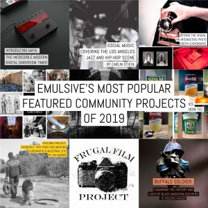 EMULSIVE's most popular featured community projects of 2019
