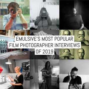 EMULSIVE's most popular film photographer interviews of 2019